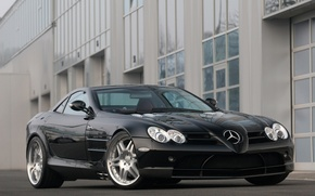 Picture SLR, BRABUS, TUNING, MERCEDES, BENZ