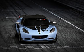 Picture car, Lotus, Elise, Cup R