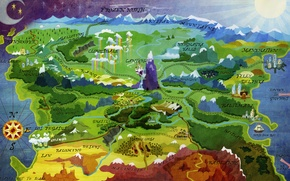 Picture map, mlp, equestria, mylittlepony.