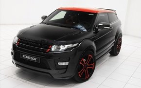 Picture range rover, startech, crossover, evoque, the urban SUV, Land rover