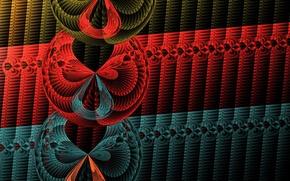 Picture line, pattern, color, texture