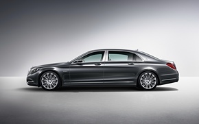 Picture Mercedes-Benz, Maybach, Mercedes, S-Class, X222, 2015, S 500