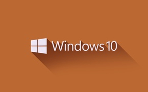 Picture Windows, Background, Logo, Start, Hi-Tech
