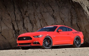 Picture Mustang, Ford, Supercar, Competition, Muscle USA 2015
