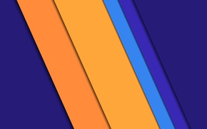 Picture blue, yellow, strip, texture, design, color, material