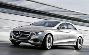 Picture Auto, concept, style, mercedes benz, f800