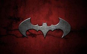 Wallpaper graphics, logo, Batman
