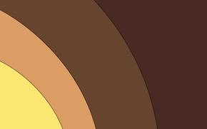 Picture line, texture, brown, beige