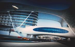 Picture Abu Dhabi, 2014, Yas Marina, McLaren 650S GT3