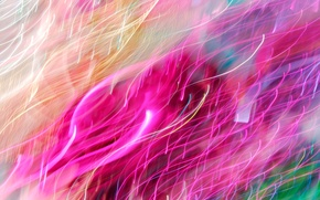 Picture rays, line, Wallpaper, color, bending, hook, zigzag