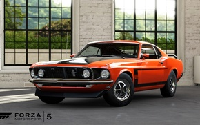 Picture 1969, 2013, Forza Motorsport 5, Xbox One, Ford Mustang Boss 302