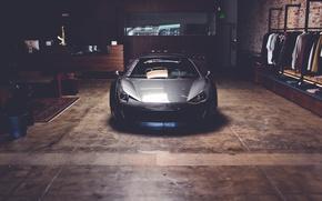 Picture garage, clothes, Ferrari F50, Liberty Walk 458