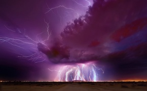 Picture the storm, clouds, element, zipper