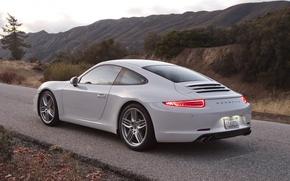Picture Coupe, US-spec, Carrera S, coupe, Carrera, 991, Porsche, 911, Porsche, 2011