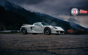 Picture Porsche, Carrera, HRE