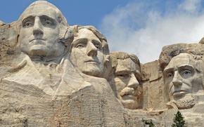 Picture rock, USA, USA, presidents, South Dakota, mount Rushmore