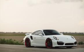 Picture Turbo S, Porsche 991, 1 ADV7 Track Spec, on ADV.