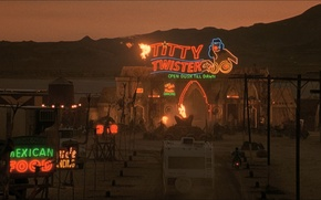 Picture the film, from dusk till dawn movie, titty twister, from dusk till dawn