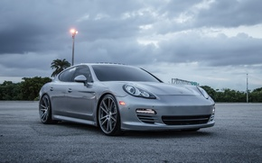 Picture Porsche, Panamera, Grey, Matte, CW-S5