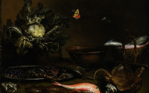 Picture still life, painting, Art, the Golden age