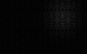 Picture the dark background, pattern, restriction