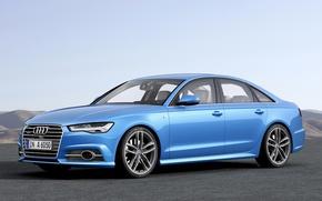 Picture Audi, quattro, Sedan, S-Line, 3.0T, 2014