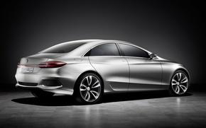 Picture Auto, concept, Mercedes Benz, f800