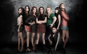 Picture music, girls, Comedy, Haley Steinfeld, Hailee Steinfeld, Anna Kendrick, Anna Kendrick, Rebel Wilson, Rebel Wilson, …