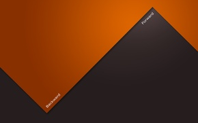Wallpaper minimalism, color creative