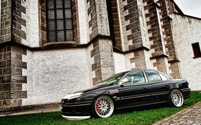 Picture Opel, Omega, Drives, Tuning, Irmcher