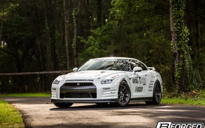 Picture GTR, Nissan, R35, B-Forged