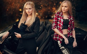 Picture sisters, Twins, Alla Emelyanova, Alena Emelyanova, Ivan Gorokhov