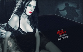 Picture Sin City, A Dame to Kill For, worth killing, eva green, Sin city 2: a ...