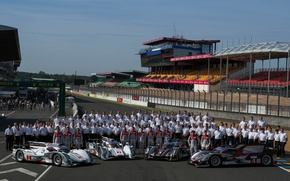 Picture Audi, The Mans, R18, E-Tron Quattro