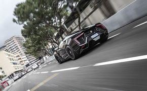 Picture the city, movement, speed, track, HyperSport, Lykan