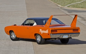 Picture sports, plymouth, superbird
