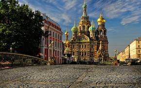 Picture Saint Petersburg, Serg-Sergeyev, The Savior on Blood