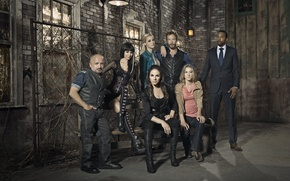 Picture the series, actors, Movies, The call of the blood, Lost Girl