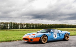 Picture Ford, wheels, ADV1, Gulf