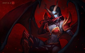 Picture Dota2, Akasha, Queen of Pain