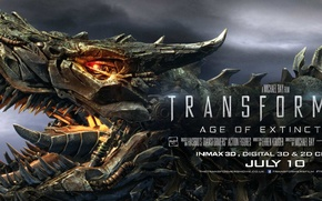 Picture dragon, Michael Bay, Michael Bay, Transformers 4, Transformers 4, Transformers: Age Of Extinction, Transformers: Age ...