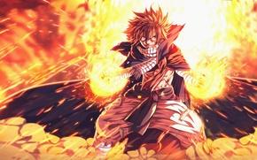 Picture Slayer, Dragon, Fire, Hero, Anime, Fairy Tail, Natsu, Manga, Fairy, Hiro, Tail, Mashima, Dragneel