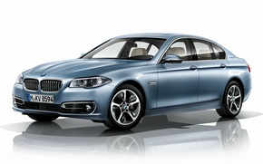 Picture BMW, BMW, car, sedan, the front, ActiveHybrid 5