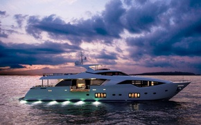 Picture lifestyle, power, luxury, yacht, boat, Motor
