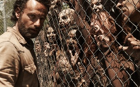 Picture The Walking Dead, Zombies, wiring