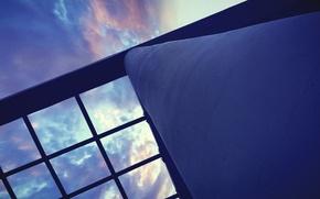 Picture sky, beauty, pillar