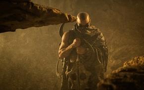 Picture VIN Diesel, Vin Diesel, Riddick, Riddick