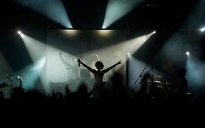 Picture concert, Portugal, music group, Buraka Som Sistema