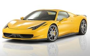 Picture car, Ferrari, 458