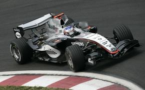 Picture McLaren, Turn, Kimi Raikkonen Also, McLaren, Siemens